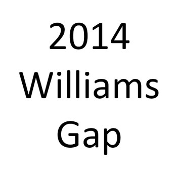 2014 Williams Gap