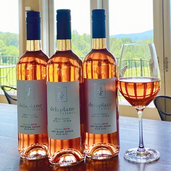 2018 Left Blanc Estate Rose - 3 Pack